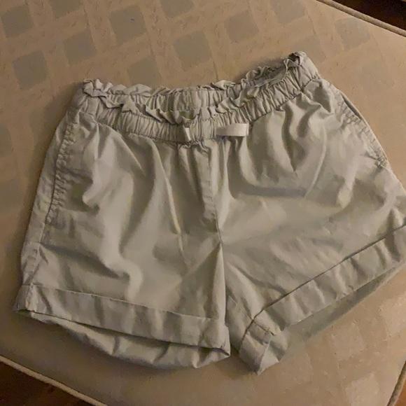 Hanna Andersson khaki shorts, 130 (8)